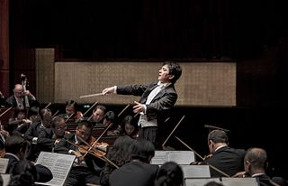 Lan Shui Chinese-American conductor