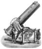 Veliki zrcalni daljnogled Foucault z Observatorija Marsellie, 1873