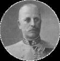 Landesverteidigungsminister Freiherr von Georgi 1914 C. Pietzner-transparent.png