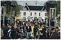 Landgoed Beeckestijn de bezoekers van de tuinshow Home and Garden rondom het buitenhuis. NL-HlmNHA 54037344.JPG