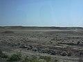 Landschaft im Euphrattal von Raqqa nach Deir ez-Zor (38674560772).jpg