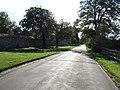 Lane past Dinton Hall - geograph.org.uk - 247496.jpg