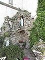 Langatte (Moselle) grotte de Lourdes.jpg