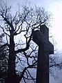 Large Cross At Fintry Churchyard - geograph.org.uk - 740169.jpg