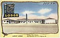 Lariat Lodge, Gallup, New Mexico. East entrance on U.S. Highway 66.jpg