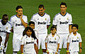 Lass, Ozil, Benzema and Ronaldo line up.jpg