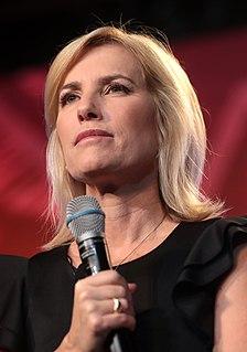 Laura Ingraham American radio and television host