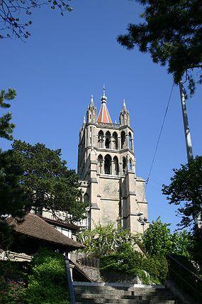 Katedralo de Laŭzano