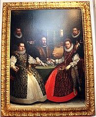 Portrait of the Gozzadini Family