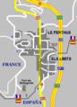 Le Perthus and Els Límits map.png