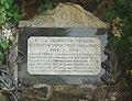Le Tronchet (Sarthe) monument aux morts détail.jpg