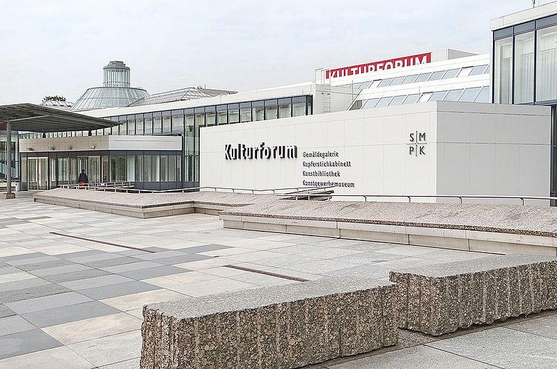 Gemäldegalerie de Berlín (Berlín – Alemania)