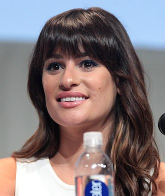 Lea Michele - Michele at the San Diego Comic-Con, July 12, 2015