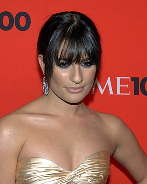 Lea Michele - Michele at the ''Time'' 100 gala, May 4, 2010.
