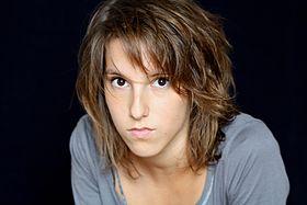 Léa François en 2009