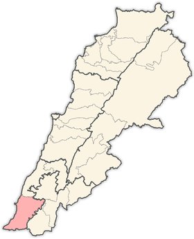 District de Tyr