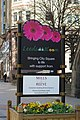 Leeds in Bloom sponsorship sign - geograph.org.uk - 1385584.jpg