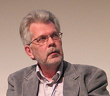 Leevi Lehto at Writers' and Literary Translators' International Conference (Stockholm, June 2008)