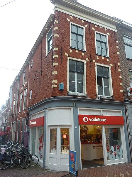 File:Leiden - Haarlemmerstraat 142.JPG