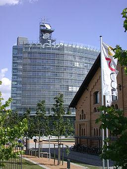 Leipzig MDR main building