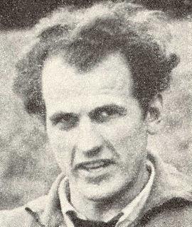 Lennart Klingström Canoe racer