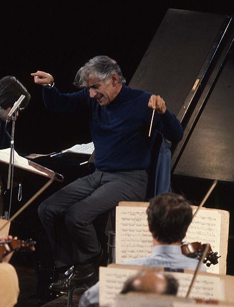 File:Leonard Bernstein 2 Allan Warren.jpg