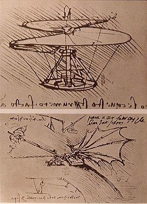 Leonardo Da Vinci Wikikids