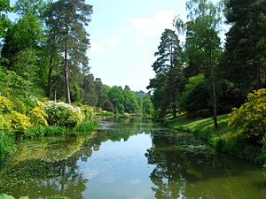 Leonardslee - One of the lakes