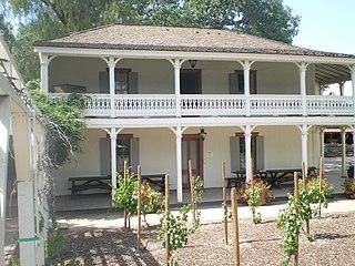 Leonis Adobe United States historic place
