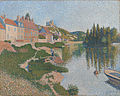 Les Andelys, by Paul Signac, from C2RMF cropped.jpg
