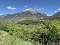 Les Croix (Mont Orel) 2.563 m-depuis Embrun.jpg