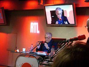 Philippe Bouvard - Philippe Bouvard at Les Grosses Têtes