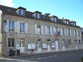 Les Loges-en-Josas Commune in Île-de-France, France