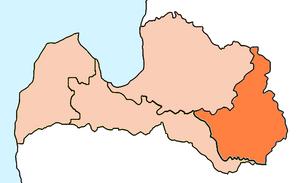 Roman Catholic Diocese of Rēzekne-Aglona - Image: Lettonia Diocesi di Rezekne Aglona
