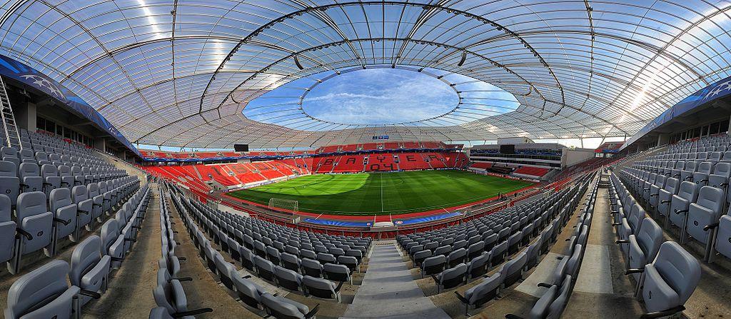 Bayer 04 Leverkusen | Leverkusen BayArena 4