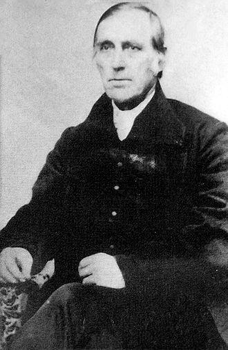Levi Coffin - Levi Coffin, ca. 1865