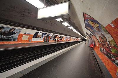 Liberté (stacja metra)