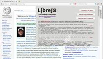 LibreJS on Wikipedia.png