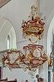 Lichtenfels Mariä Himmelfahrt Pulpit 2100069 HDR.jpg