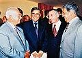 Lideranças do Congresso com o presidente Fernando Henrique Cardoso.jpg