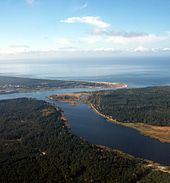View over the Lielupe Bridge and Livu AquaPark | LATVIA INSIDE ...