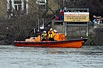Lifeboat during the Boat Race in spring 2013 (1).JPG