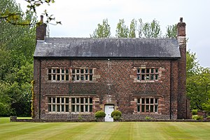 Listed buildings in Leigh, Greater Manchester