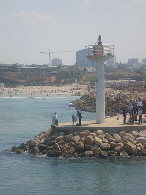 Herzliya Light - Herzliya Light in 2007