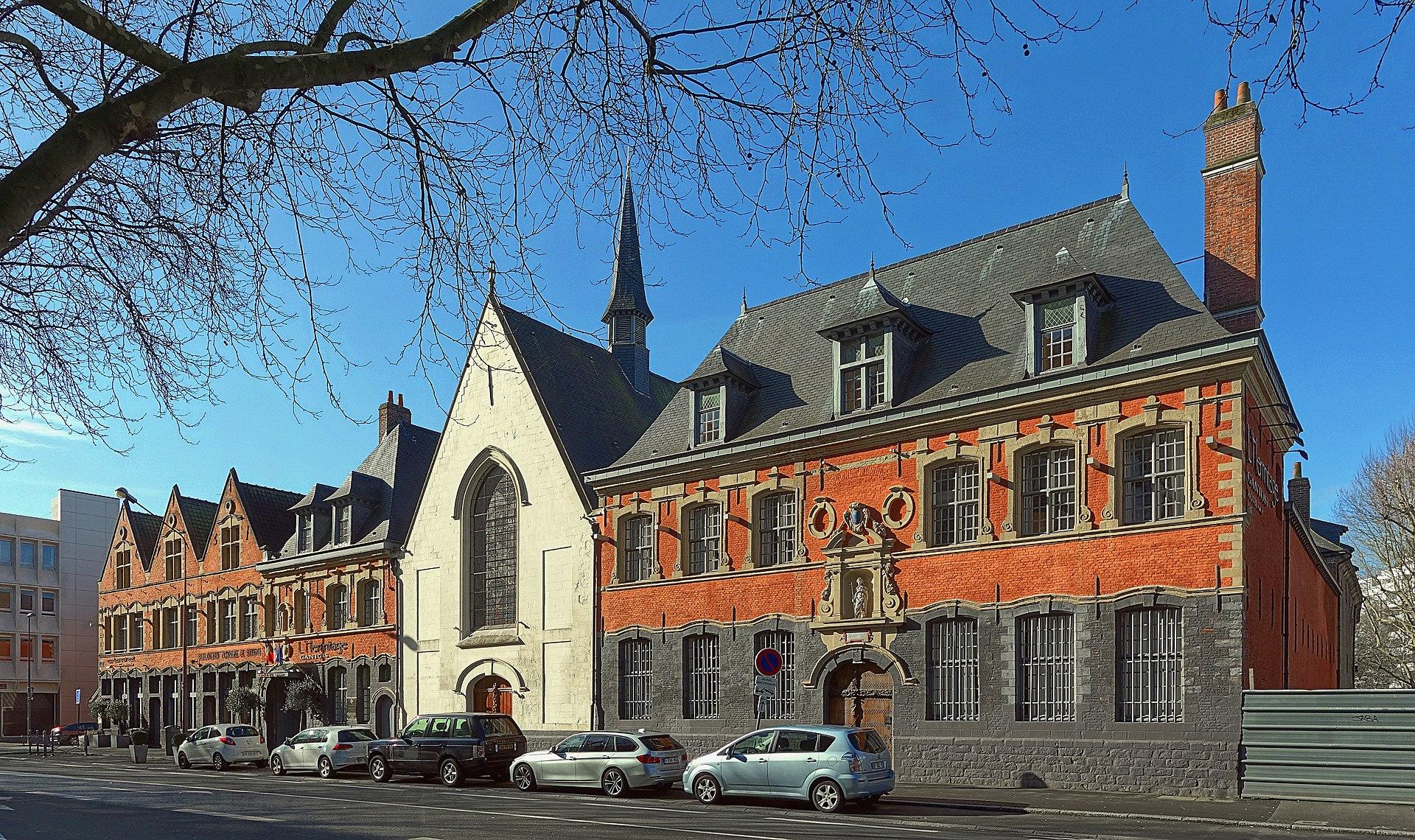 Hotel Gantois Lille Spa