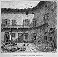Limonest - Cour de l'ancien château de Montfort.jpg