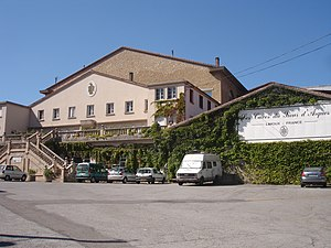 Limoux wine - Winemaking cooperative Sieur d'Arques, the largest winery in Limoux