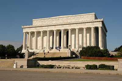 リンカーン記念堂 - Wikiwand