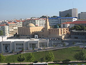 Islam in Portugal - The Lisbon Mosque.