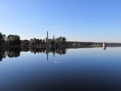 Little Quittacas Pond, Rochester MA.jpg